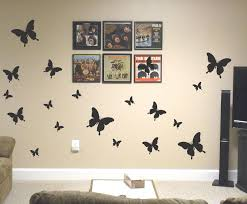 ... Decorative Wall Painting Designs Astounding Bedroom Wall Art Ideas With  Butterfly Ideas Bedroom Wall Painting Ideas ...