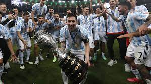 Maybe you would like to learn more about one of these? Argentinien Schlagt Brasilien Im Final Der Copa America Suedostschweiz Ch