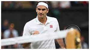 Federer hits 105 wins at Wimbledon ...