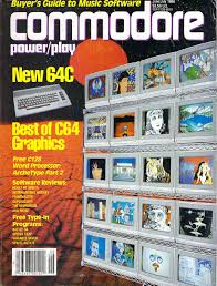 Commodore Power Play 1986 Issue 21 V5 N03 Jun Jul By Marco
