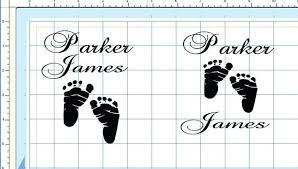 baby glass blocks do it yourself vinyl decal for glass block new baby night night project