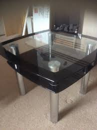 narrow glass coffee table throughout small glass coffee table in poole dorset gumtree and gorgeous narrow glass coffee table for your residence