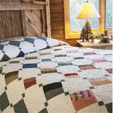 Quick Scrap Quilts | Confetti Tiles queen size quilt is patterned ... & Quick Scrap Quilts | Confetti Tiles queen size quilt is patterned in the  McCall's Quilting . Adamdwight.com