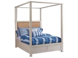Barclay Butera Newport Shorecliff California King Size Canopy Bed ...