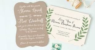 Sample Wedding Invitation Wording Invite Sample Magdalene Project Org