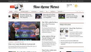 Newspaper Template App Fake News Website Template Dabeetz Com