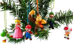 20 Christmas Trees That Went Beyond Their Call Of Duty  Christmas Super Mario Christmas Tree
