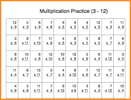 multiplication fact sheet great multiplication fact sheet photos printable math worksheets