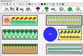 garden planning. awesome kitchen garden planner free vegetable planning layout e