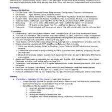 Sample Resume For Quality Assurance In Pharmaceutical Archives ...