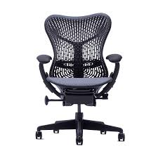 Desk Chairs  My Desk Chair Miller Aeron Office Size C Review Aeron Office Chair Used