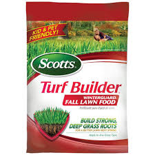 Scotts Turf Builder Winter guard with Plus 2 Weed & Feed Water Smart  42.87-lb