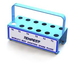 Tempest Spark Plug Chart Tempest Aa446 Spark Plug Tray