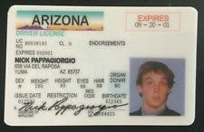 Drivers Ebay Drivers License License Automobilia