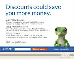 Geico Car Quote Impressive Hsbc Car Insurance Quote New Geico Web Ad Fill In Zip Code For Quote