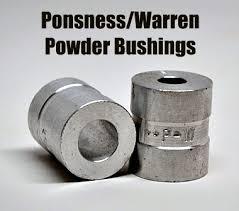 Pw Powder Bushing Ballisticproducts Com