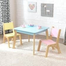 amazing kidkraft table and chair set kidkraft round storage table chair set natural white 27027