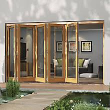 Great Prices On External French And Folding Patio Doors Includes: Golden  Oak Timber Glazed Folding