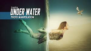 making creative under water manipulation scene effect in photoshop making creative under water manipulation scene effect in photoshop