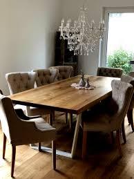 Nordisch Design Küchentisch Esstisch Rund 6 8 Personen