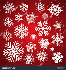 Different Designs Of Snowflakes Christmas Collection Different Designs Snowflakes Stars