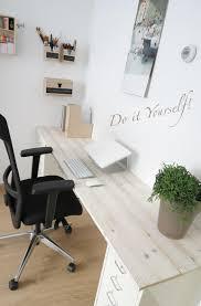 Zelf Houten Bureau Maken