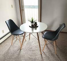 Esstisch Rund Küchentisch Modern Büro Konferenztisch