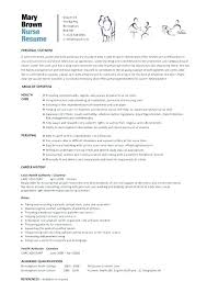 Sample Perioperative Nurse Resume Nurse Resume Nurse Resume Cover ...