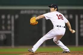Former Red Sox pitcher Koji Uehara announces retirement