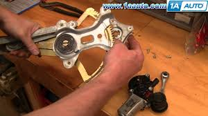 how to install replace reset auto pinch power window motor toyota how to install replace reset auto pinch power window motor toyota camry 1aauto com