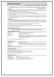 mba fresher resume sample 1320 mba freshers resume format