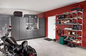 garage closetmaid s progarage wood storage system