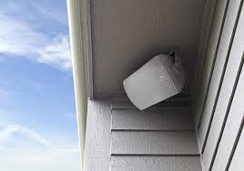 klipsch outdoor speaker aw 650 installed jpg