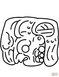The Best Free Mayan Coloring Page Images Download From 117 Free