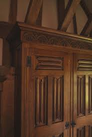Gothic Style Bedroom Furniture Gothic Style Oak Panelled Wardrobes Project 803