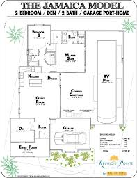 Small Picture Port Home Floor Plans Reunion Pointe