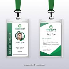 Photo Id Template Free Download Identity Vectors Photos And Psd Files Free Download