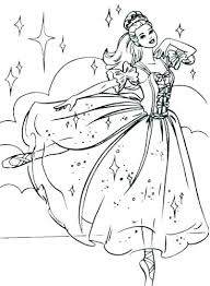 Barbie Princess Coloring Pages Free Printable At Getdrawingscom