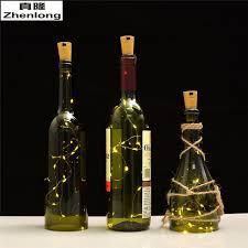 How To Make Decorative Wine Bottle Stoppers Wine Bottle Cork Lights 100Leds DIY Micro LED Bottle Stopper String 41