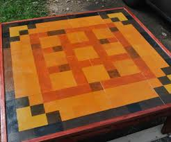 Instructables Coffee Table Minecraft Coffee Table 4 Steps With Pictures