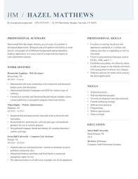Download Free Resume Builder Resumes Resume Templates Easy To Customize Online Templates