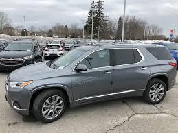 New 2018 Chevrolet Traverse 4 Door Sport Utility in Courtice, ON U586