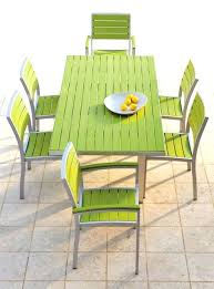 round plastic patio table awesome chic plastic outdoor dining table best ideas about for resin furniture