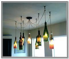 lamp kit pendant light kit bottle lamp kit fancy wine pendant light for