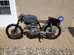 buy honda cb cafe racer project cb on motos 1965 honda cb160 cafe racer project cb 160 us 660 00 image 1