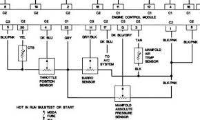 1981 cadillac eldorado 36bci 6 0 liter automechanic cadillac eldorado wiring diagram