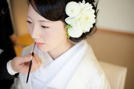 花嫁の髪型 洋髪の時のポイント 花嫁日記 三河神前挙式ブログ
