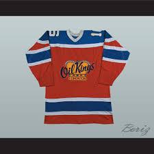 K1 Hockey Jersey Size Chart Edmonton Oil Kings Defunct Team Hockey Jersey Stitch Sewn