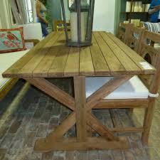 Reclaimed Teak Dining Table Inspirational Table Ideas Bobreuterstlcom