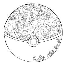 Free Pokemon Coloring Pages To Print Coloring For Babies Amvame